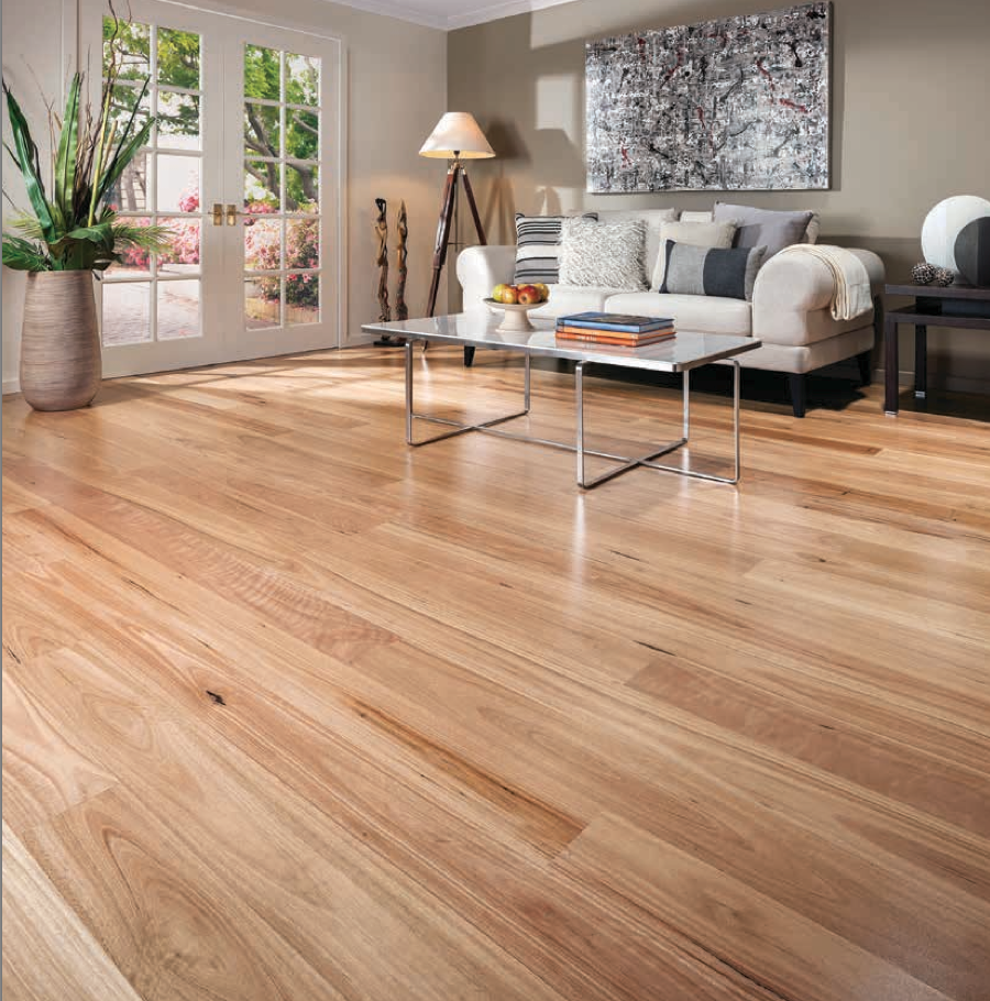 Hardwood Flooring – Coastal Blackbutt